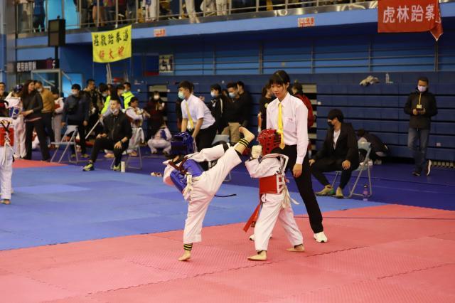 109年臺北市全民盃全國跆拳道錦標賽
