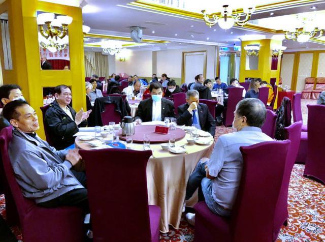 第三屆第4次會員代表大會曁110年新春餐敍